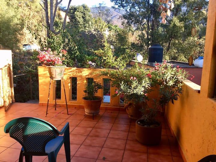 Studio con terraza en San Felipe