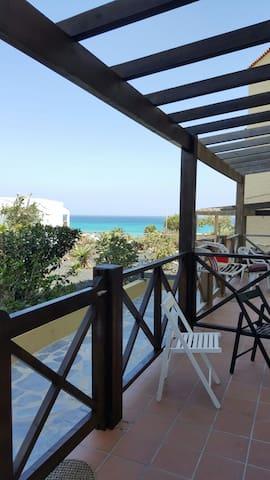 Apartamento Costa calma, a 20 metros de la playa - Costa Calma - Lägenhet
