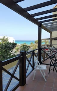Apartamento Costa calma, a 20 metros de la playa - Pis