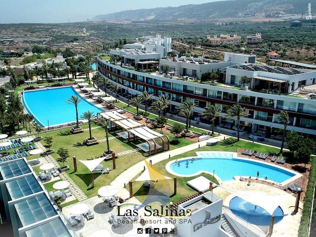 Chalet Las Salinas 5 Resort & Spa,Anfeh (chalet A)