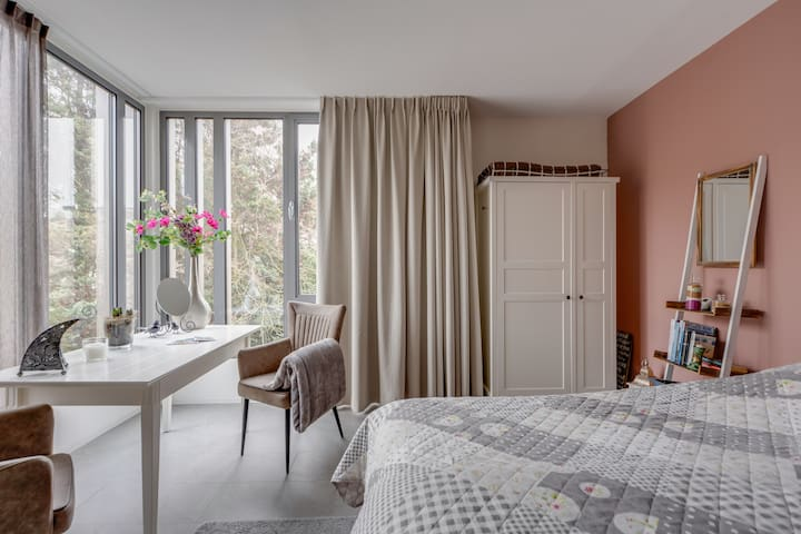 Modern guest room in the city center of Apeldoorn!