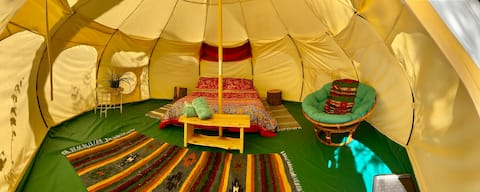 Cedar Forest Glamping- Private & Eco-Friendly