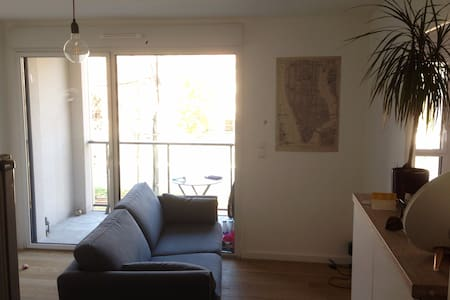 Appartement lumineux avec parking - Marcq-en-Barœul
