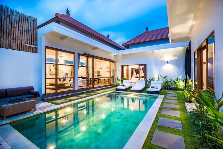 ♥30%♥ OFF Luxury 3Bdr Villa in Seminyak
