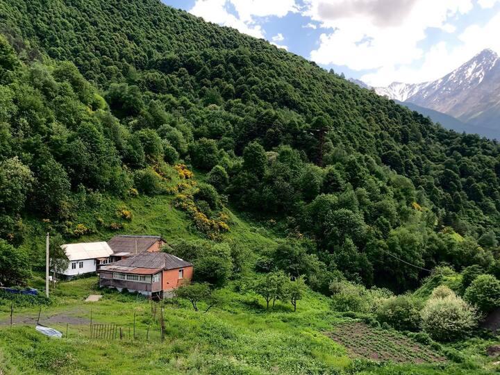 отдых в горах от городской суеты на высшем уровне
