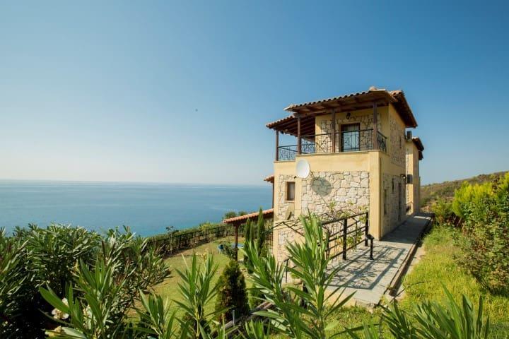 Panoramic sea view villa