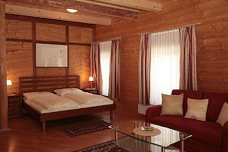 Zimmer/Appartement/Wohnung vollausgestattet, neu - Porstenberg - Hus