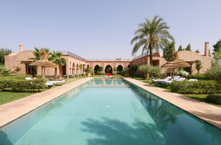 Dar Jmel - Marrakesch - Haus