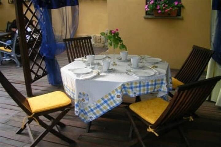 Villa Panvini Rosati Appartamento Blu