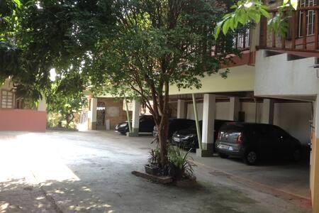 QUITINETE  19 mobiliado no centro - 伊图 (Itu) - 公寓