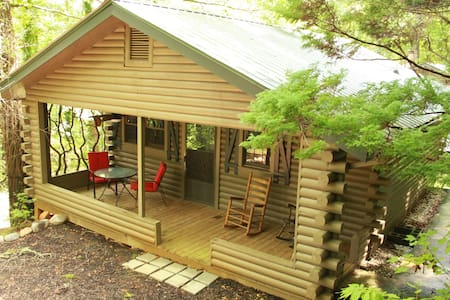 The Brook Trout Cabin