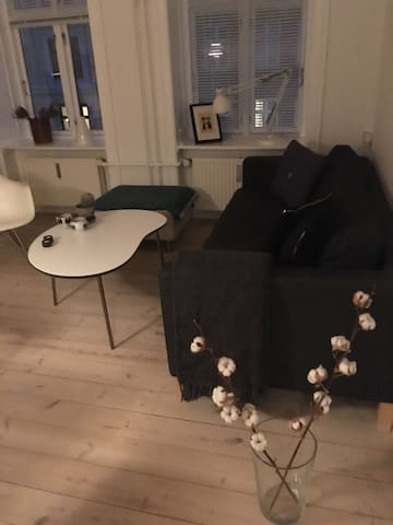 Stylish apartment with a lot of charm. Central CPH - Kopenhagen