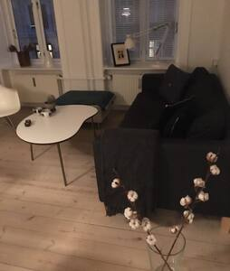 Stylish apartment with a lot of charm. Central CPH - Copenhagen - Apartemen