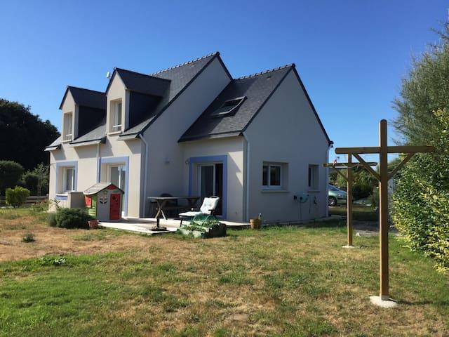 Maison+ jardin, le Conquet, idéal famille - Le Conquet - Casa