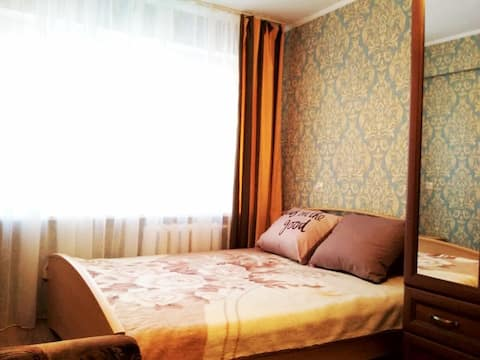 Квартира на Чижевского