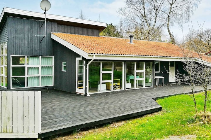 Quaint Holiday Home in Jutland with Swimming Pool
