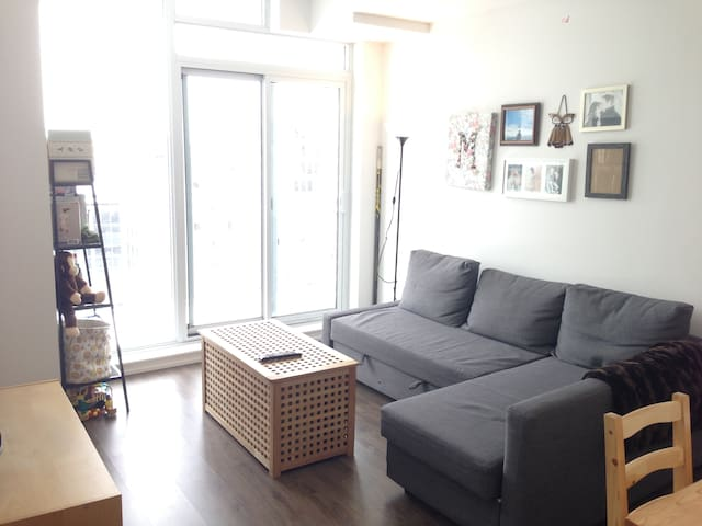 Midtown TO living - Toronto - Appartement