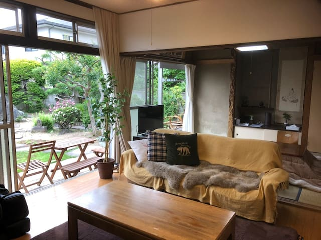Gunma! Traditional House with Free WiFi AS945
