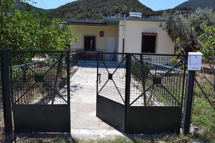 Seaside House - Kalloni Village/Σπίτι στην Καλλονή