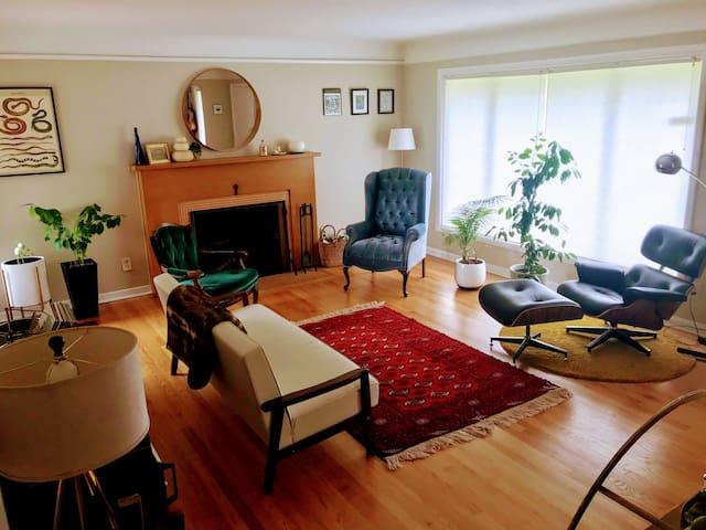 Dreamy Southeast Portland Home