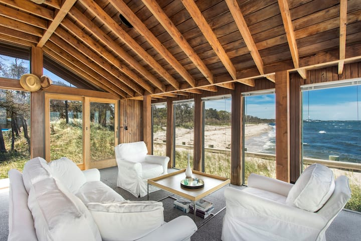 Spectacular views 2 BR waterfront compound