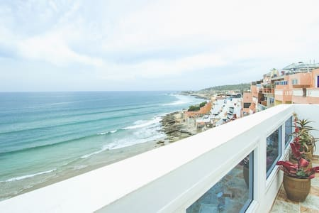 2 Bed Penthouse with Sea View - Taghazout - Wohnung