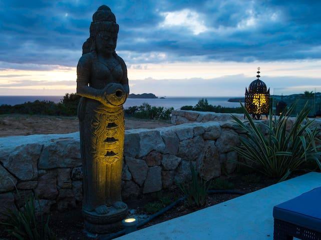 Casa Sa Punta delante del mar - Ibiza - Casa