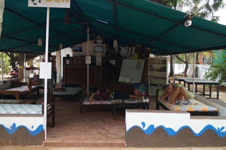 BPP Goa-A/C-4 Bed Mixed dorm