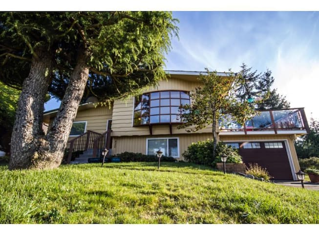 Young-at-Heart-Cottage - Parksville - Dom