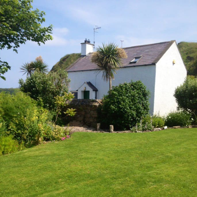 The cottage.