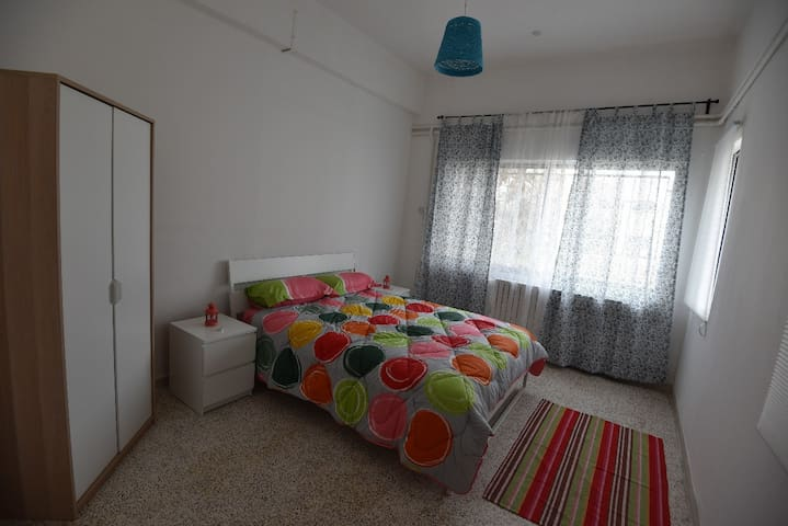 Rainbow St. Apartment 1. Jabal Amman.