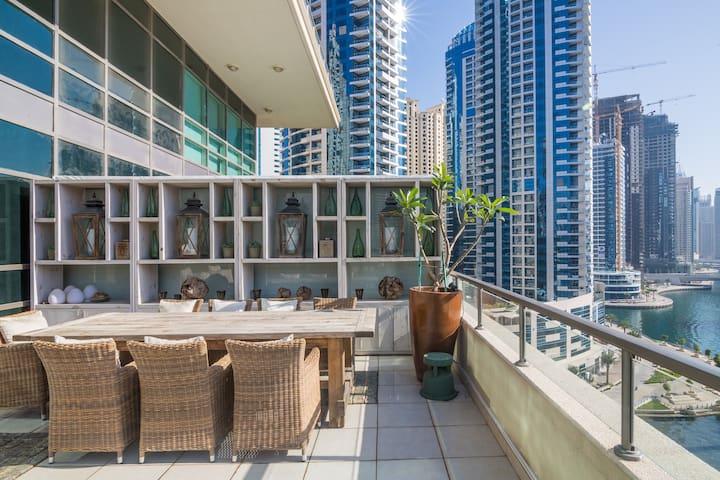 Marina Quays: Incredible penthouse