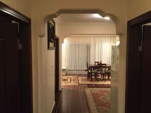 a spacious apartment with sea view - Mahmutlar Belediyesi