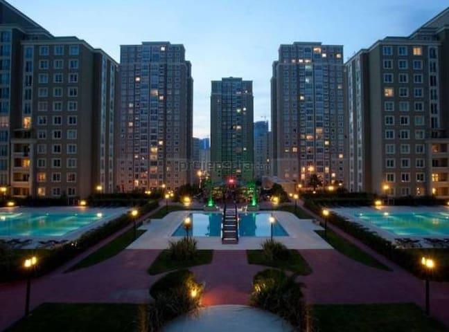 Batı Ataşehir.. Uphill Court B Ada - Istanbul - Apartamento
