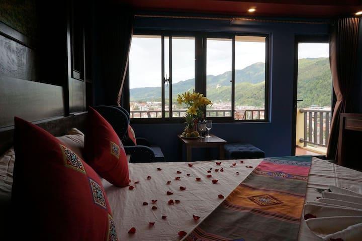 Sapa Saparis - Superior Mountain View Room
