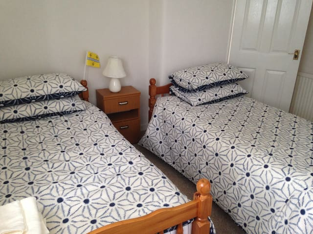 Twin room in Stornoway