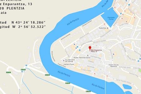 Penthouse Old Town Plentzia - Plentzia - Apartment - 1