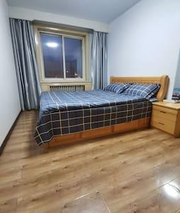 外贸两居室简约风格日租房