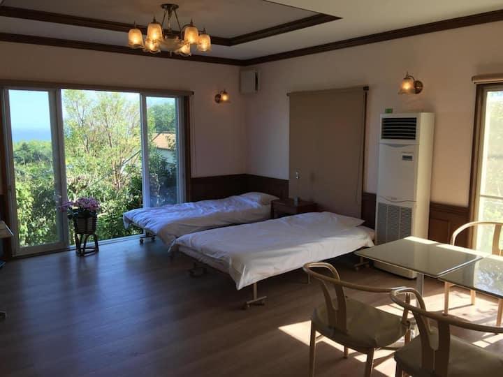 Cozy stay IZU kougen trip ! Ocean View room