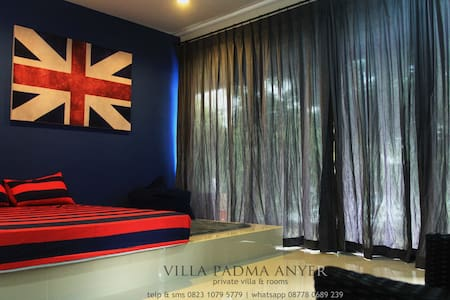 Private Hotel Padma Anyer - Anyar