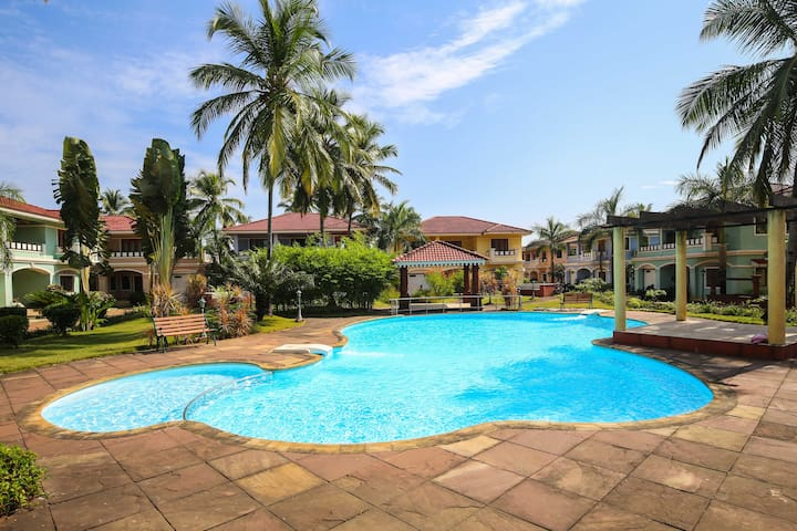Awesome Luxury Villa at Majorda,Goa - Majorda - วิลล่า