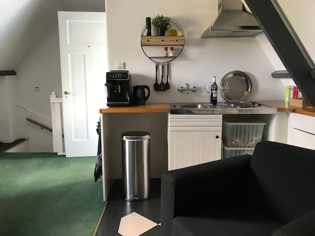 B&B Private loft  (near Utrecht centre, 3km+forest