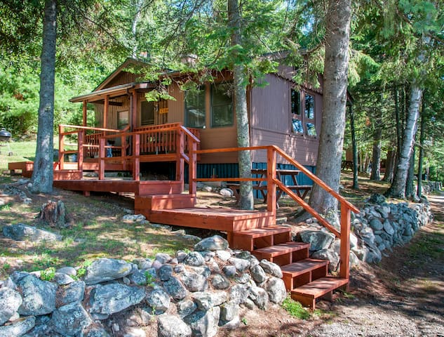Cedar Cabin - on the Lake at Vintage Vermilion