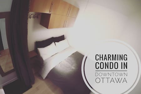 Charming Condo in Downtown Ottawa - Ottawa