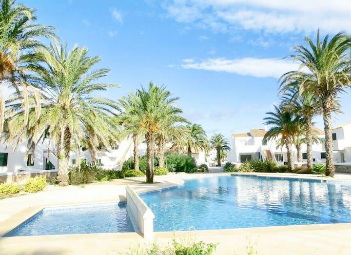 BOnito, Cómodo, privilegiado entorno en Menorca.