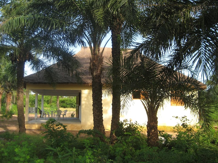 casamance location villa( jamalou )