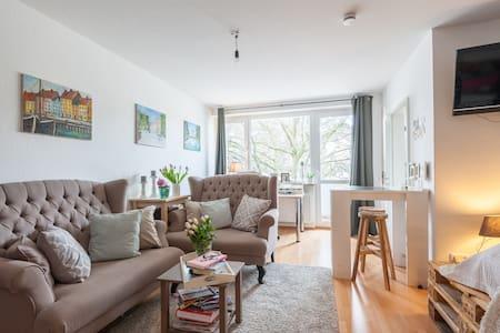 Gemütliches Flecken Erde mitten in München - Munique - Apartamento