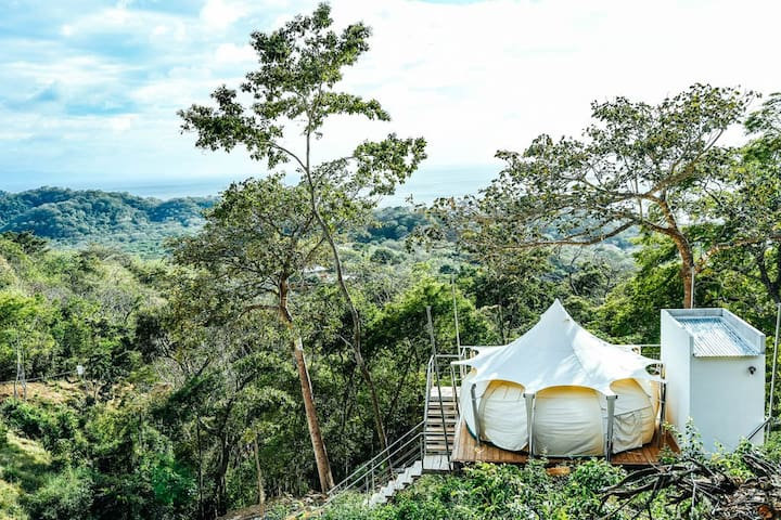 Gerry Lopez Glamping Tent