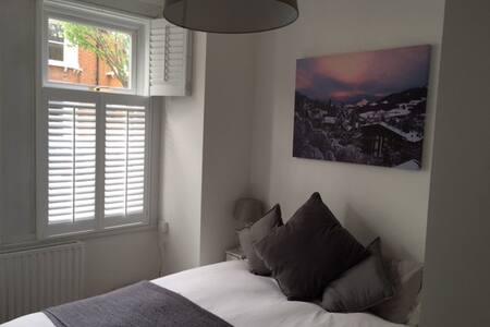 Spacious apartment with garden! - Londres - Pis