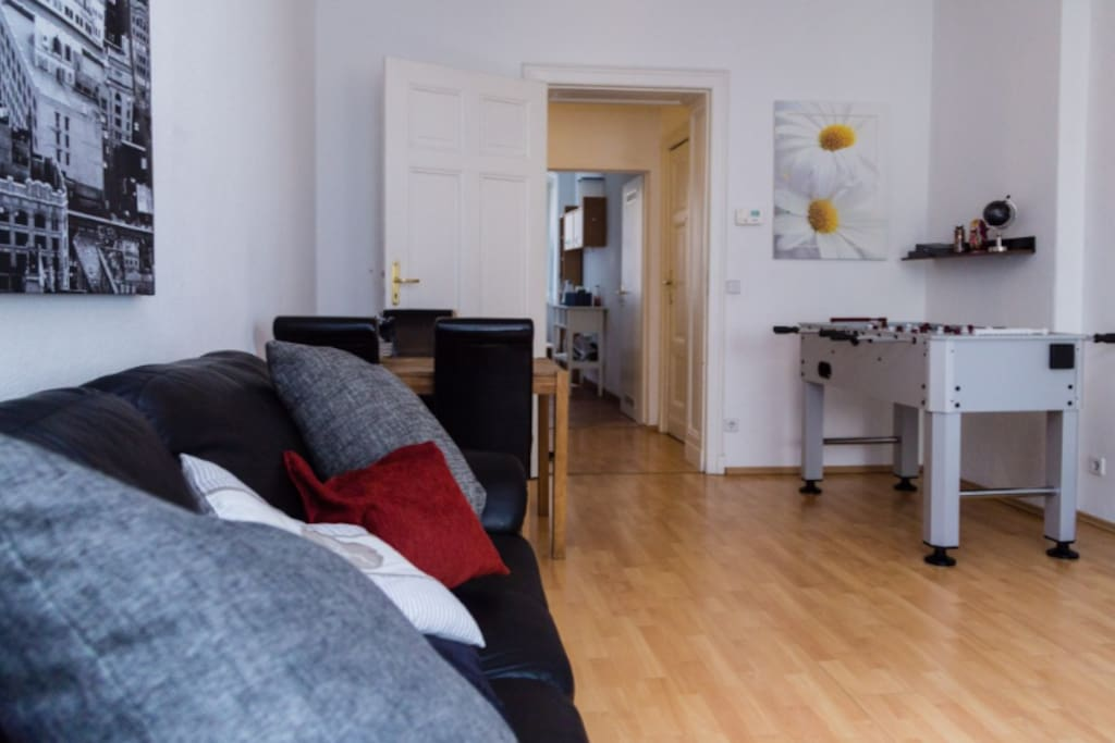 Cool and cosy room in trendy berlin mitte apartments for rent in berlin be - Matelas dunlopillo trendy room 24 ...